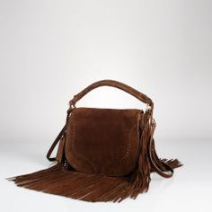 64824746 - Fringed Suede Saddle Bag. Arliece Rolle · My Ralph Lauren. 324d814e561fc