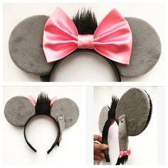 My favorite part about Disneyland (besides the food and rides) was checking out everyone's ears! So many hilarious and unique and cute and creative ears! I just couldn't stop staring and all of them! I had ear jealousy! I came home and started looking online and…well….here you go. over 100 of the cutest and coolest …