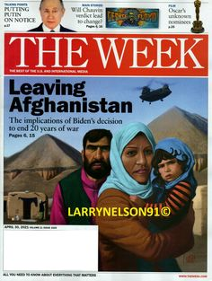 The Week Magazine, Afghanistan War, Talking Points, Cover Pics, Magazines, Film, Movie Posters, Journals, Movie