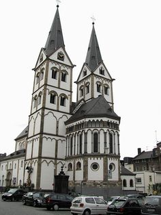 St Severus church, Boppard, germany by j.labrado, via Flickr