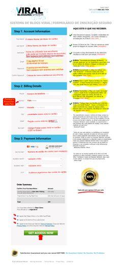 Instruções de preenchimento do formulário de inscrição da Empower Network http://edgareteresa.com/c/joinen