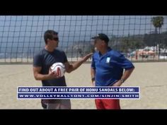 Sinjin Smith shares Beach Volleyball Setting tips and secrets. Also beach volleyball setting technique. Also see all 10 Free Volleyball Drills at http://www.volleyball1on1.com/sinjin-smith/ or 250 volleyball drills at http://www.volleyball1on1.com/volleyball-drills/