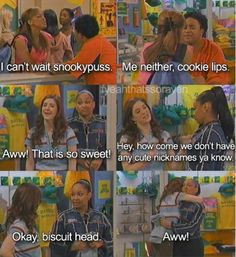 That's so Raven!!! I still call my brother biscuit head because of this episode XD