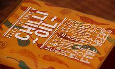 Zizzi Oil Cans by Tobias Hall, via Behance