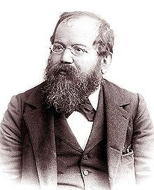 Wilhelm Steinitz (1836/1900)  - chess champion 1886-1894