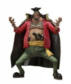 Action Figure Bandai Figuarts ZERO PVC Statue Blackbeard Marshall D. Teach One Piece #Brinquedos #ActionFigure