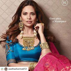 Bollywood Fashion, Bollywood Actress, India Jewelry, Gold Jewellery, Jewellery Sale, Neeta Lulla, Portraits, India Fashion, Indian Ethnic
