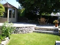 image result for raised patio ideas on a budget   patio ... - Raised Patio Ideas