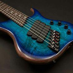 Nice Dingwall Bass