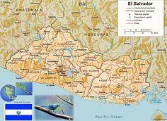 El Salvador, Cidade de San Salvador