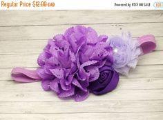 Retrouvez cet article dans ma boutique Etsy https://www.etsy.com/ca-fr/listing/278906268/bandeau-a-cheveux-teinte-de-mauve-violet