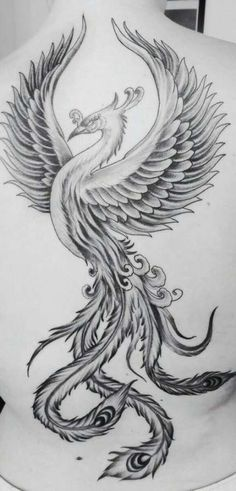 Super Tattoo Oberschenkel Phoenix Birds 24 Ideen - Best Picture For home care logo For Your Taste You are looking for something, and it is going to tell you Kunst Tattoos, Body Art Tattoos, New Tattoos, Tattoo Drawings, Sleeve Tattoos, Tatoos, Celtic Tattoos, Girl Tattoos, Phoenix Design