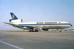 British Caledonian DC-10-30 G-BHDJ - マクドネル・ダグラス DC-10 - Wikipedia