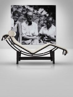 apostrophe9 • urbnite:   LC 4 Chaise by Le Corbuiser