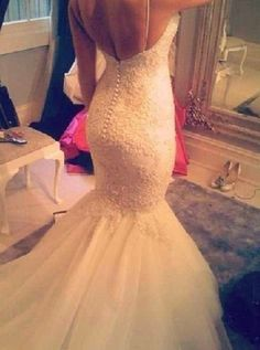 Love this mermaid dress!