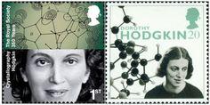 Los sellos de 'mujeres con ciencia' | Ciencia y más | Mujeres con ciencia