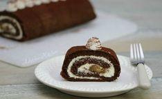 Rulada Tiramisu cu blat cu cafea,mascarpone si piscoturi insiropate Food Cakes, Homemade Cakes, Tiramisu, Cake Recipes, Kitchen, Mascarpone, Cakes, Cooking, Easy Cake Recipes