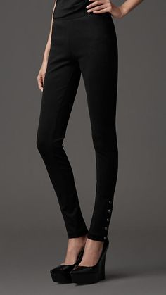 Burberry London Corset Jersey Leggings...Oh I need some of theses!!!