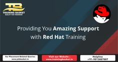 Training Basket is one of the Best Red Hat Training Institutes in Noida that provides Best Red Hat Training and Certification in Noida such as Linux RHCSA Training, R. Router Switch, Career Advisor, Intensive Training, Mock Test, Complex Systems, Job Portal, Course Offering, Career Goals, Training Center