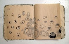 art journal inspiration - cecilia levy flickr
