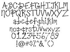 Different letter fonts great different letter fonts letters font of different letter fonts cute alphabet letters Doodle Fonts, Doodle Lettering, Creative Lettering, Types Of Lettering, Different Lettering Styles, Doodle Art, Hand Lettering Alphabet, Calligraphy Alphabet, Calligraphy Fonts