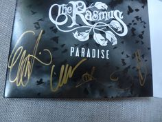 """The Rasmus - Paradise, 7"""" Vinyl Single, (Limited Edition, Numbered 038/300)"""