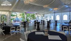 SHELTER Luxury Wedding Marquee for Sale