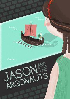 By Tess Donohoe  http://illustrationsbytess.com/