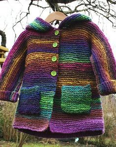 Manteau ans – aiguilles 5 – tuto – Sweet anything Manteau ans – aiguilles 5 – tuto – Sweet anything Kids Knitting Patterns, Baby Cardigan Knitting Pattern, Knitting For Kids, Baby Patterns, Magia Do Crochet, Knit Crochet, Crochet Baby Jacket, Knitted Coat, Baby Sweaters