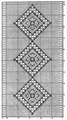 crochet em revista: esquemas crochet naperons                                                                                                                                                     Mais