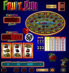 Fruit Run nyerőgép, Fruit Run online nyerőgépes játék D 20, Arcade Games, Rum, Running, Noel, Keep Running, Why I Run, Rome