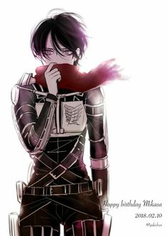 Mikasa Ackerman || Attack on Titan