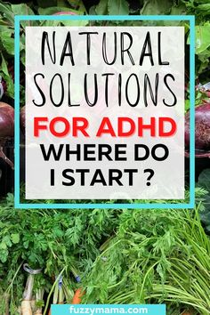 Natural remedies for adhd | Puzzled about where to start with natural solutions for adhd? This mom of two adhd boys shows how natural solutions have helped quell the symptoms of adhd for her two… Alternative Treatments, Natural Treatments, Natural Remedies, Adhd Supplements, Natural Supplements, Fish Oil For Kids, Adhd Diet, Organic Fruits And Vegetables