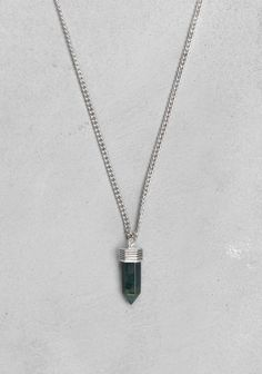 Stone Pendant Necklace | & other stories.