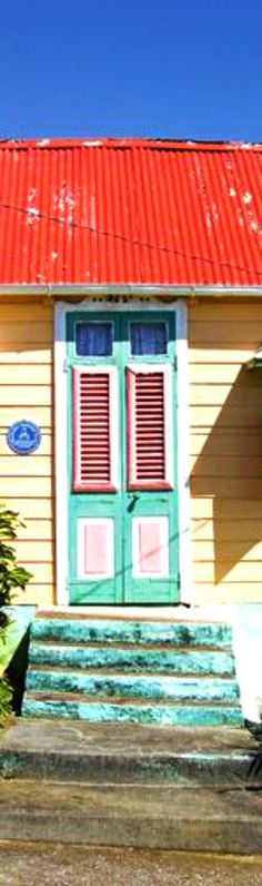 #chattelhouses #doors #caribbean #barbados #colours #islands #westindian #westindies