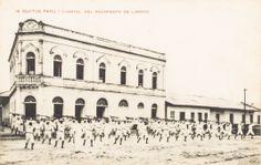 Cuartel del Regimiento de Loreto. Iquitos [fotografía]
