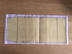 おしゃれ手作りブックカバーの作り方-文庫本サイズ | ココポップハンドメイド Cover, How To Make, Blanket
