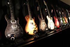 Some more Gorgeous PRS Guitars NAMM 2014 #prs #guitars #music #musicians