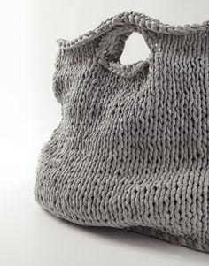 ★ knit bag