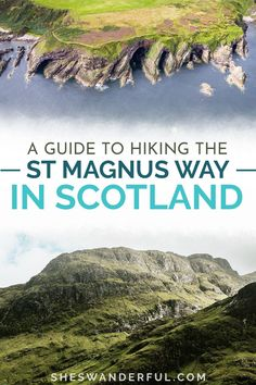 Looking for some Scotland hiking trails to add to your itinerary? Try the St Magnus Way, one of the best hikes in Scotland for travelers looking to get off the beaten path. This trails runs from Egilsay to St Magnus Cathedral on the Orkney islands. | Hiking in Scotland | Hikes in Scotland | Scotland travel guide | Hiking trails in Scotland | Best Scottish hikes Scotland Hiking, Scotland Travel Guide, Travel Tips For Europe, World Travel Guide, Travel Abroad, Travel Guides, Travel Destinations, Winter Travel, Summer Travel