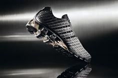 Adidas porsche design s2 p5000 Uomo bounce: s2 scarpa da golf nero