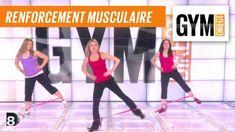Cours gym : renfort musculaire 17 : Cuisses et fessiers avec un élastique