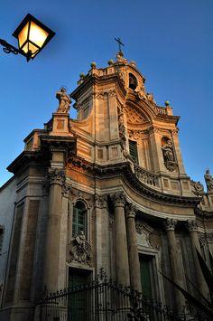 Catania - La Collegiata