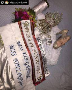 """Y las flores de la Reina de Punto Fijo son de nuestra firma..EXITOS Y BENDICIONES  @aizpuruanicole with @repostapp  Una foto que quiero compartir con ustedes que para mi significa mucho significa trabajo dedicación firmeza vocación y sobre todo corazón gracias a infinitas @jachs1982 @carlosfigueroa22 @guanipakelvin @kecl4 @juanpymakeup @sugdimar @campanella2 """"Él tiempo de dios es perfecto""""."""