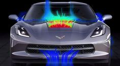Tadge Juechter Explains The 2014 Corvette C7 Stingray. Click on the photo to go to the video.