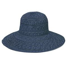 4aa2e543504 Wallaroo Hat Company Women s Scrunchie Sun Hat - Lightweight and Packable  Sun Hat - UPF 50