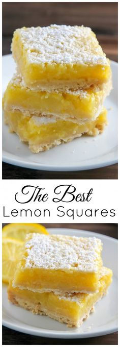 Sunny Lemon Squares feature a crunchy coconut crust, creamy lemon filling, and sprinkle of sweet sugar on top. Eat Dessert First, Dessert Bars, Dessert Recipes, Desserts, Lemon Curd Filling, Lemon Squares, Cakes Today, Lemon Recipes, Pie Recipes