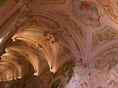 """Astonishment """"rococò"""" from Pianetti Palace - Jesi (Marche)"""