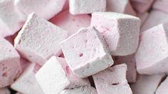 Malvaviscos caseros (Homemade Marshmallows) | Recetas Caseras Fáciles
