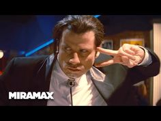 Pulp Fiction | 'I Want To Dance' (HD) - Uma Thurman, John Travolta | MIRAMAX - YouTube